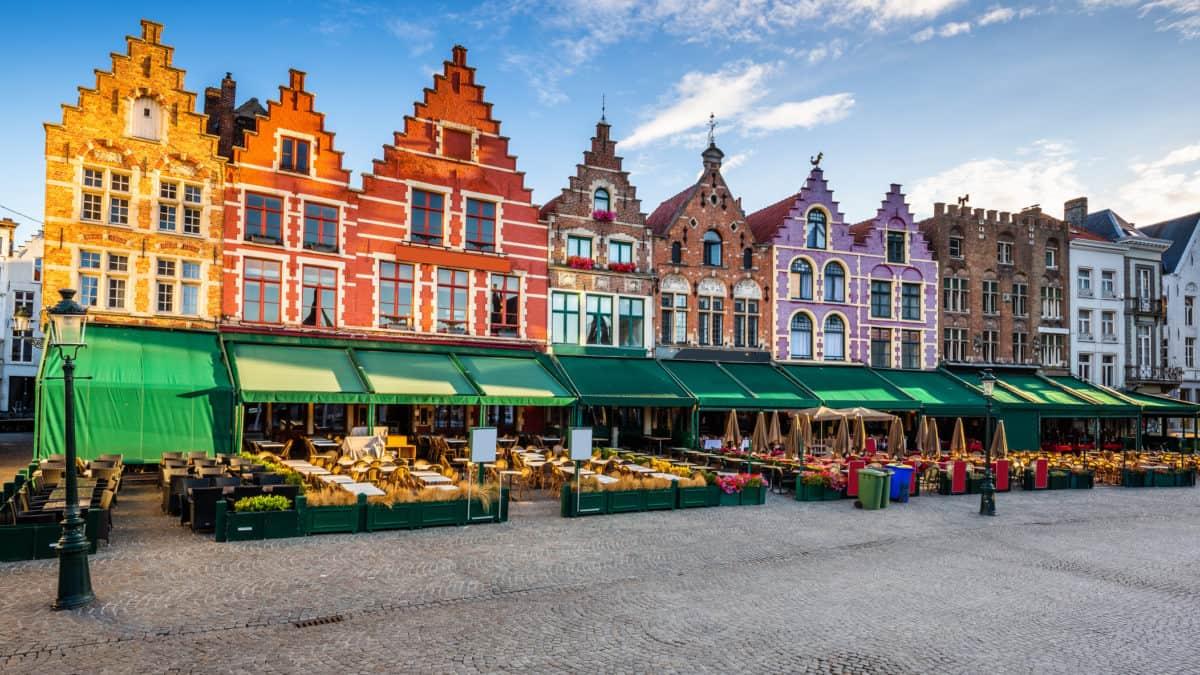 Een weekendje weg in Brugge