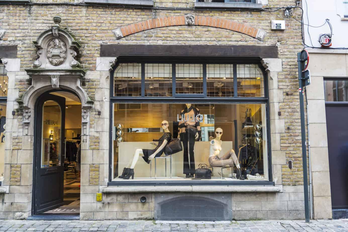 Brugge luxe winkels