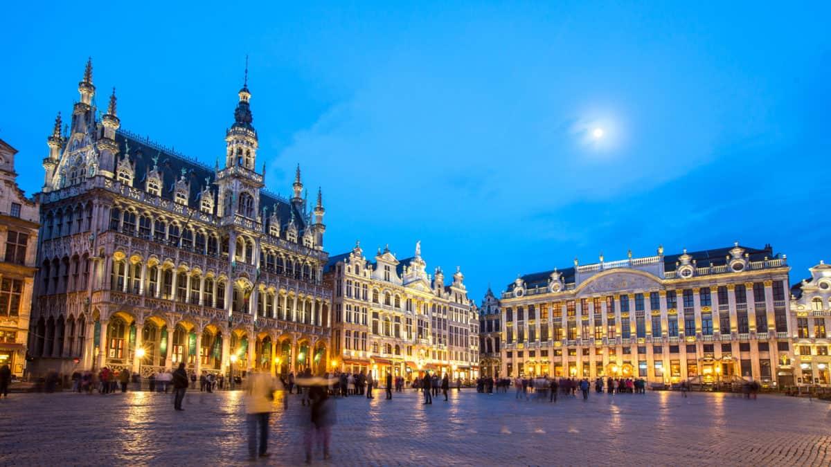 Lekker gek doen in Brussel