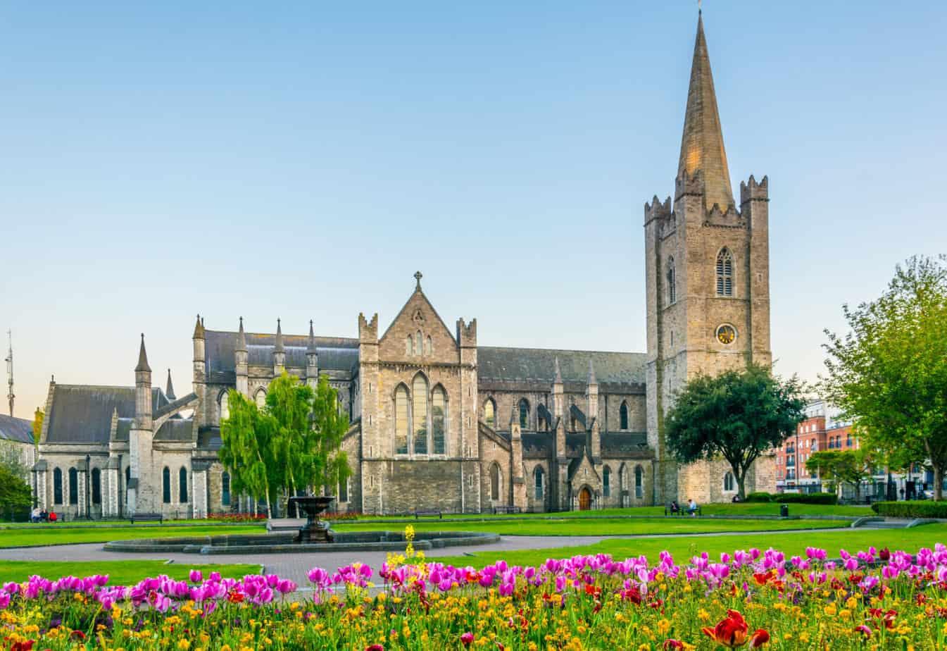Dublin kathedraal
