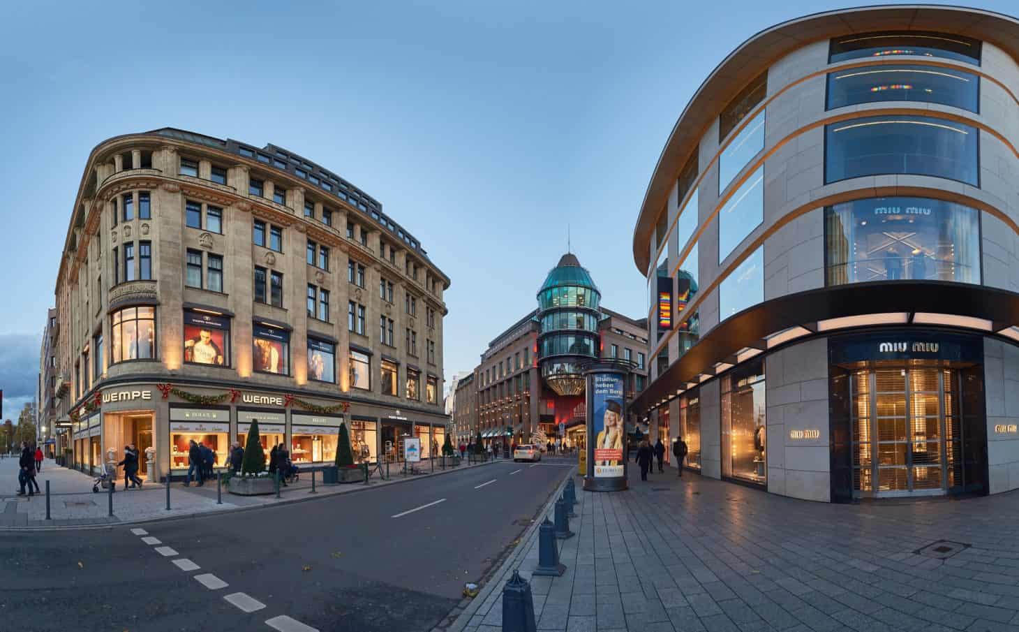 Dusseldorf Konigsallee