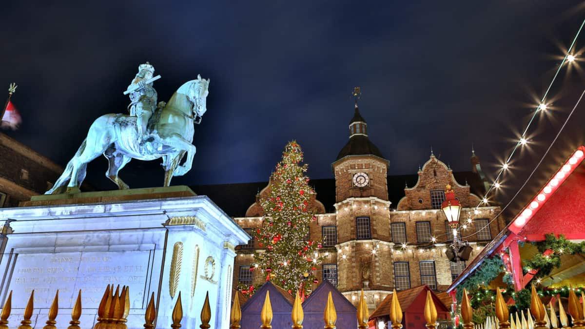 Één van de meest populaire kerstmarkten van Europa