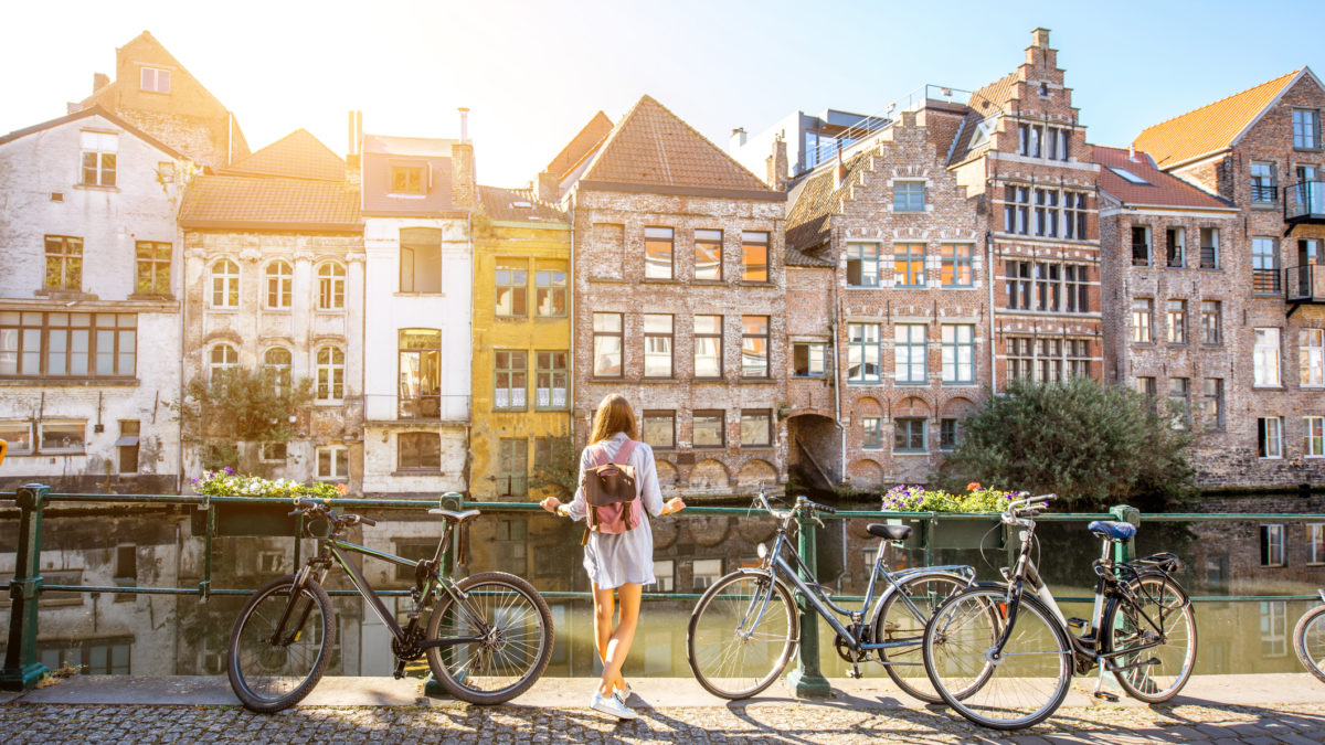 Goedkoop genieten in Gent