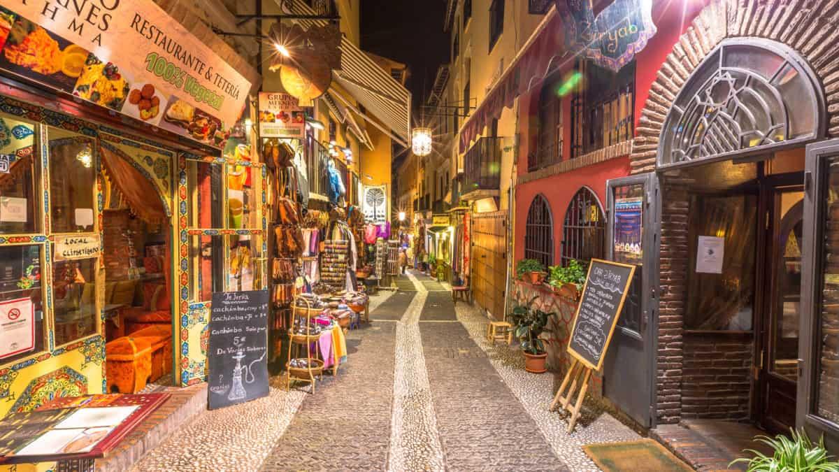 Culinair genieten in Granada