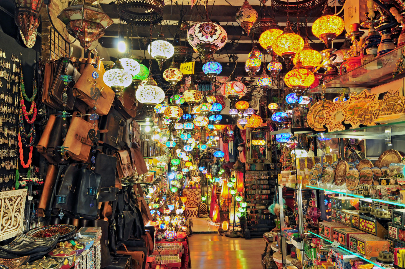 Granada souvenirs