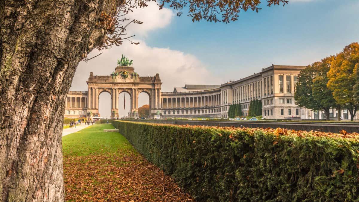 Jubelpark, een echte must-see in Brussel