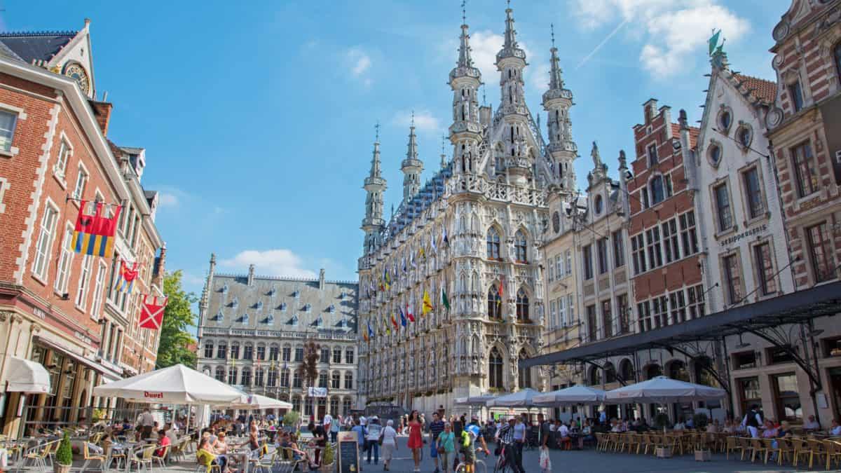 Weekendje weg naar Leuven
