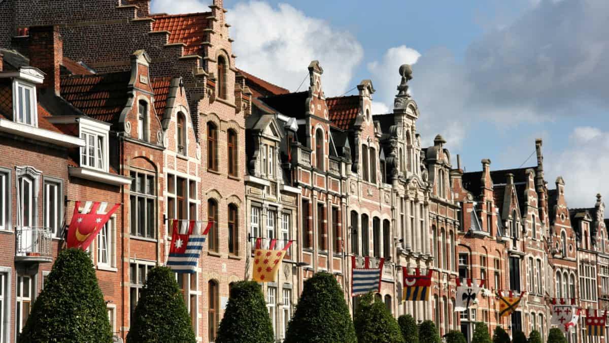 Een oude stad met een jong hart: Leuven