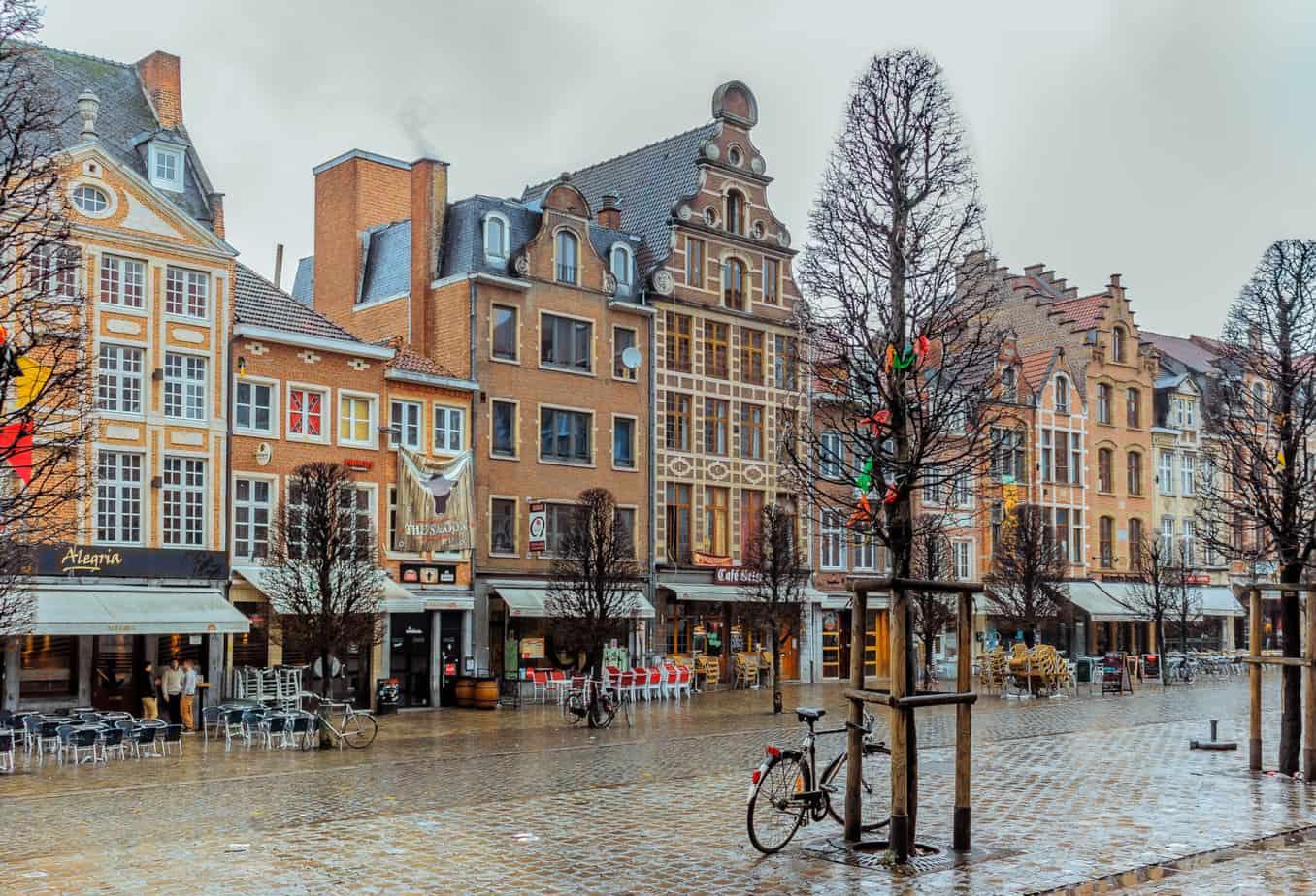Leuven shopping