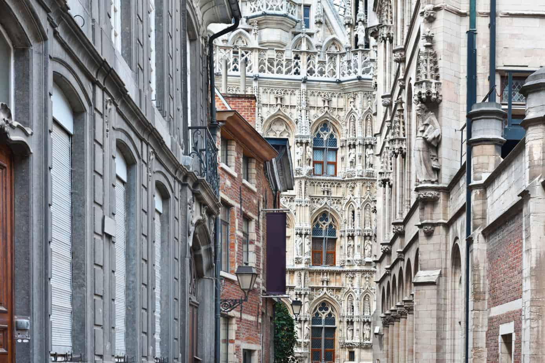 Leuven oude stad