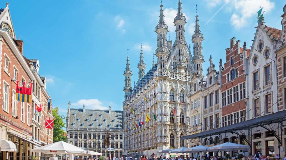 Vijf culturele uitjes in Leuven