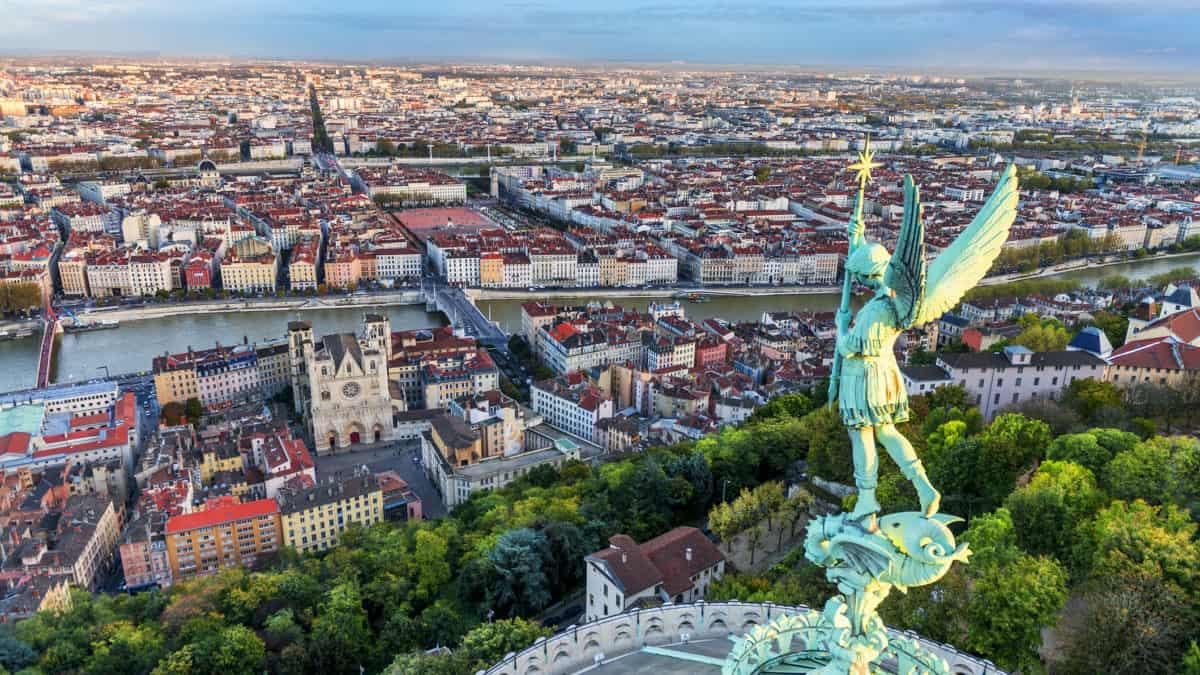 Lyon, een culinaire stad