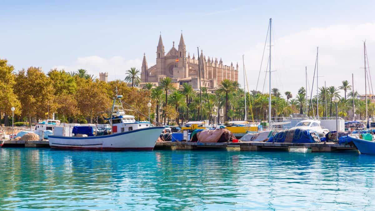 Bezienswaardigheden in Palma de Mallorca