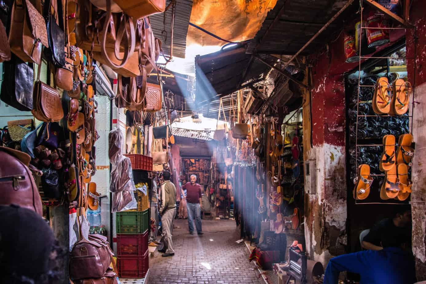 Marrakech cultuur
