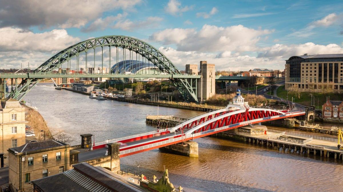 Openbaar vervoer in Newcastle