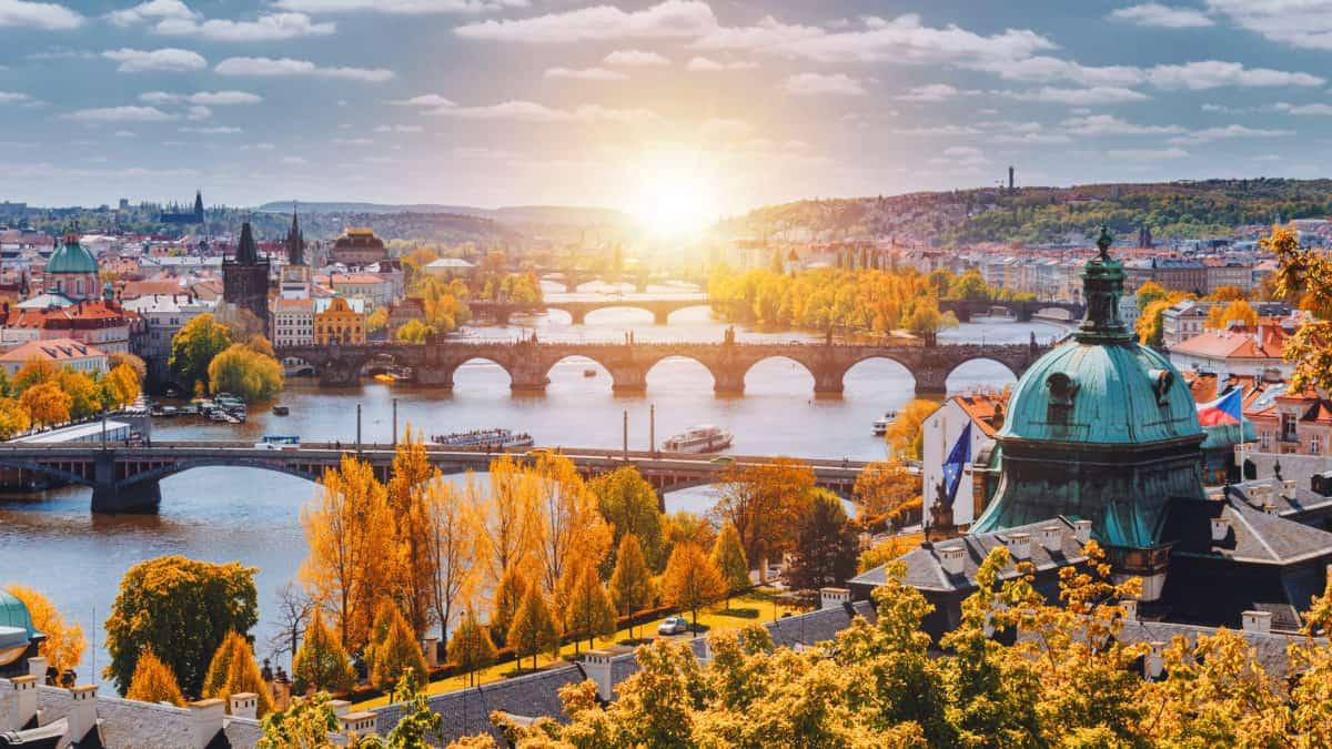 Dagje in Praag