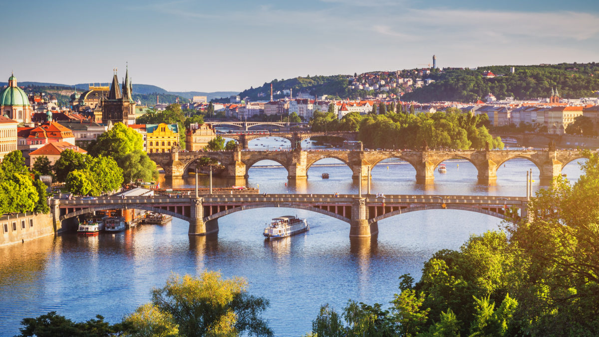 Events in Praag