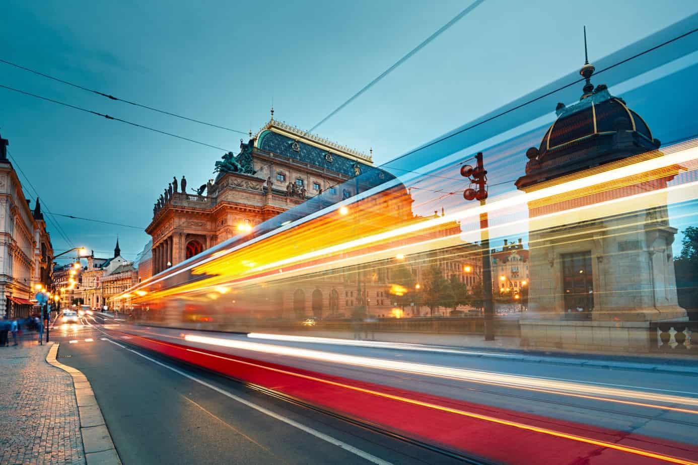 Praag transport