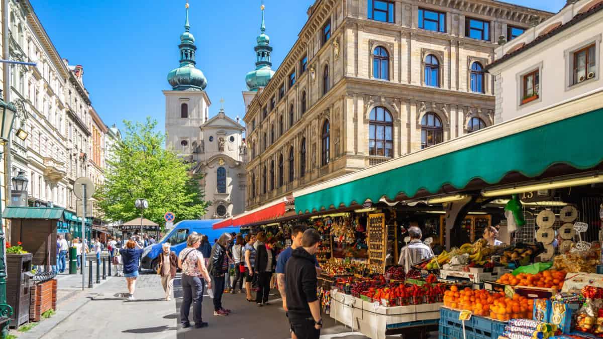 Dit zijn de bekendste winkelstraten van Praag
