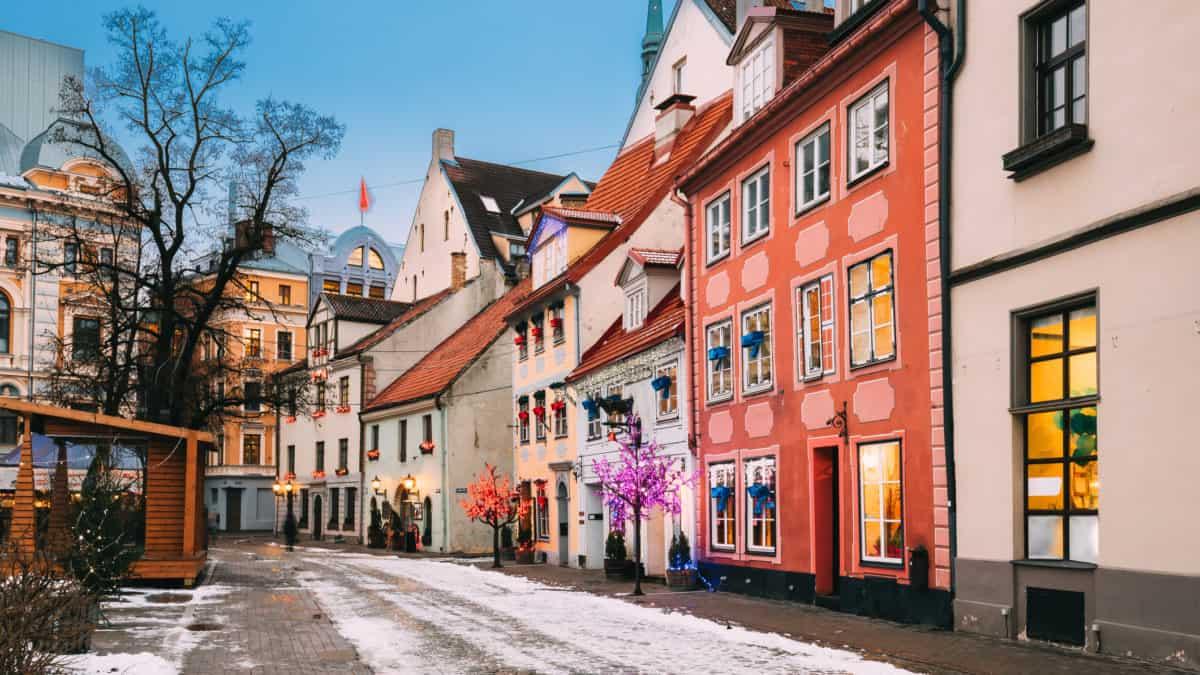 Cultureel Riga
