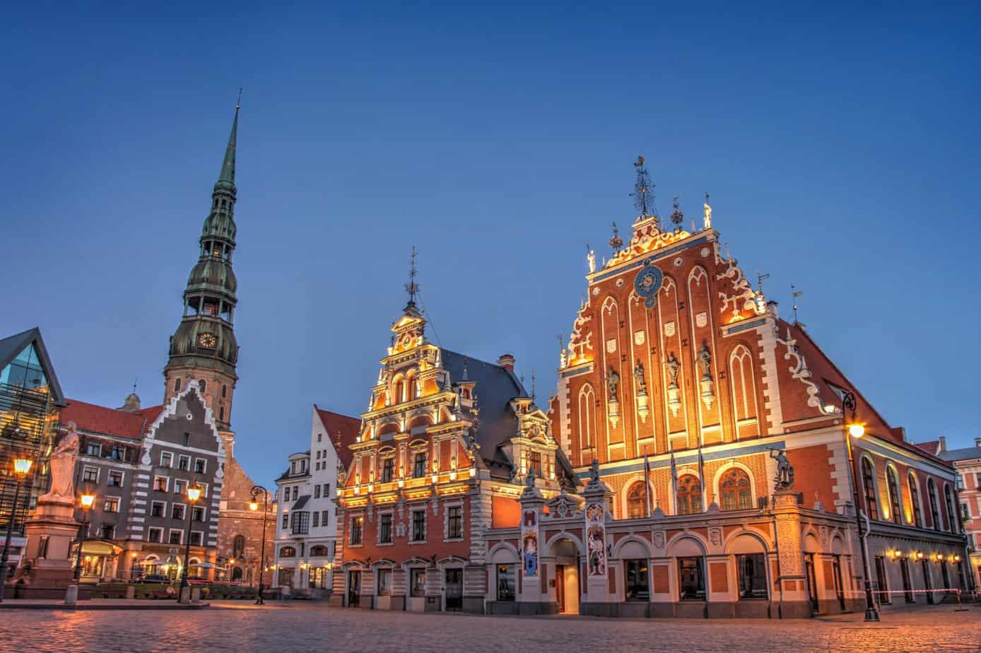 Riga cultuur