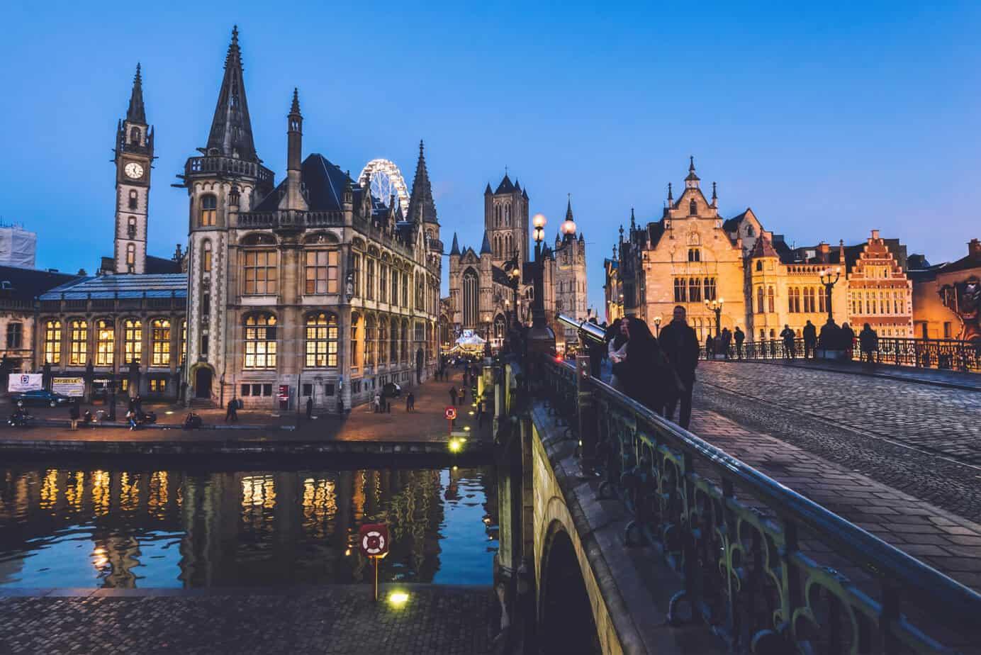 Sint Michiels brug