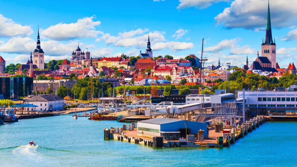 Hier kun je het best eten en drinken in Tallinn