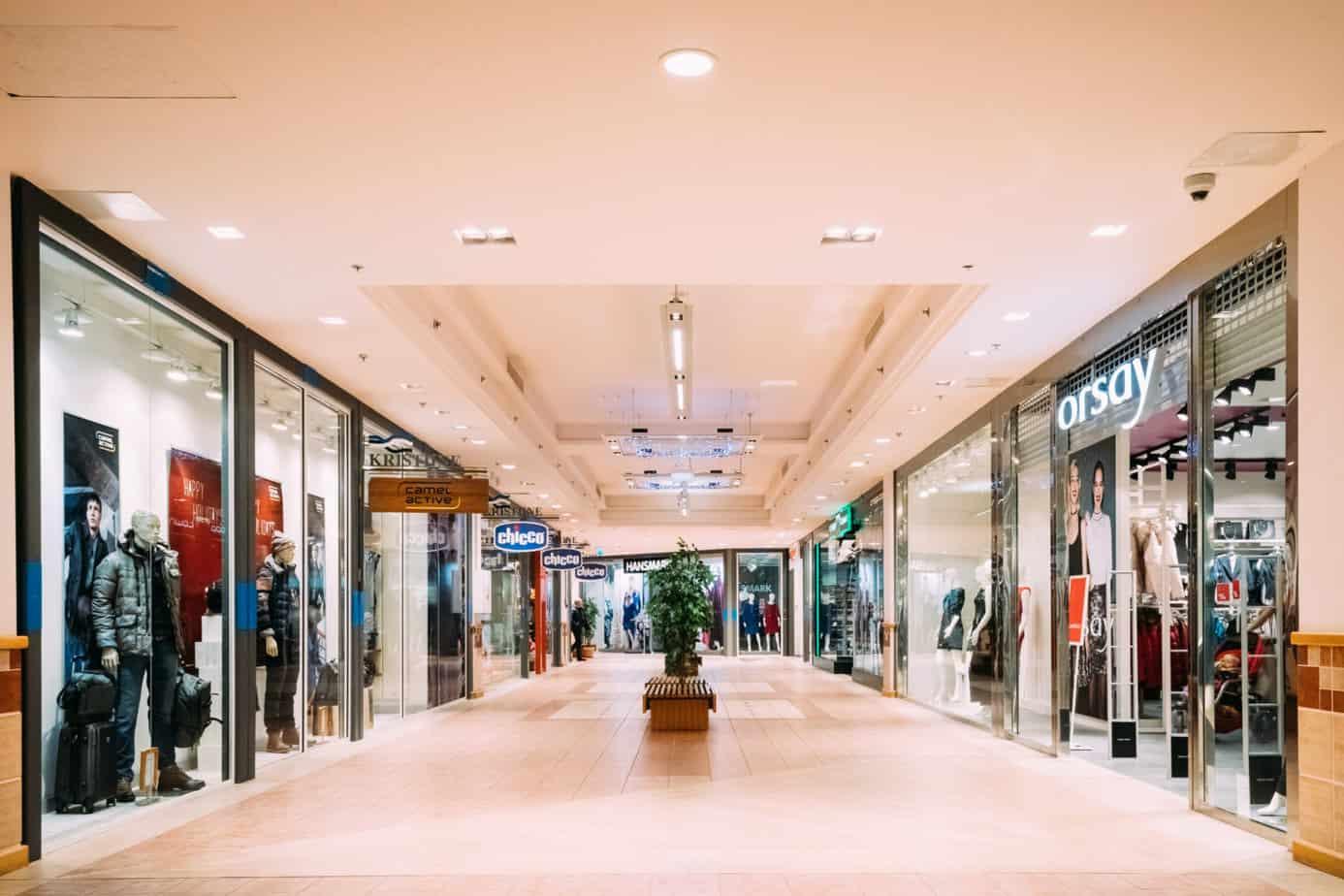 Tallinn shopping