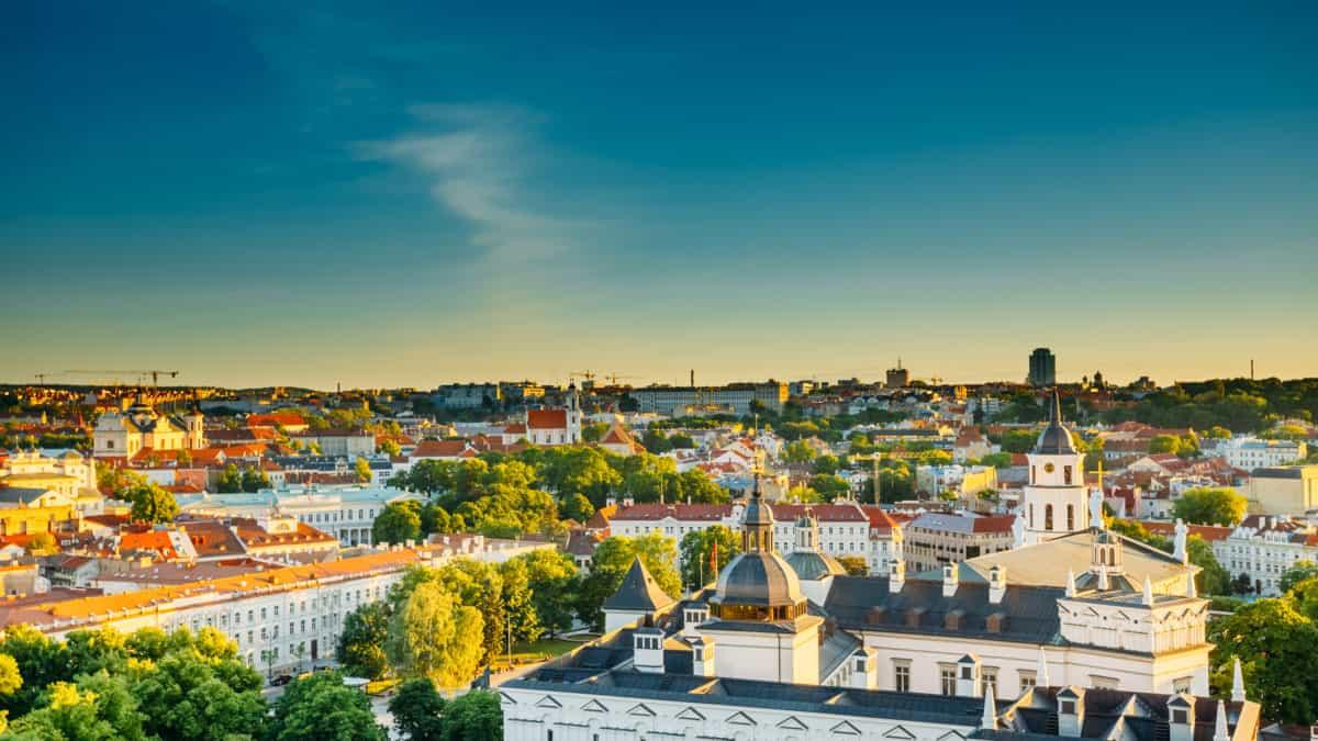 5 belangrijkste evenementen in Vilnius