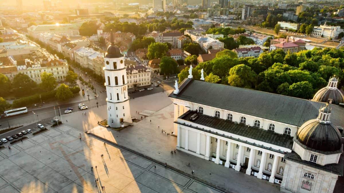 Dit moet je zeker doen in Vilnius