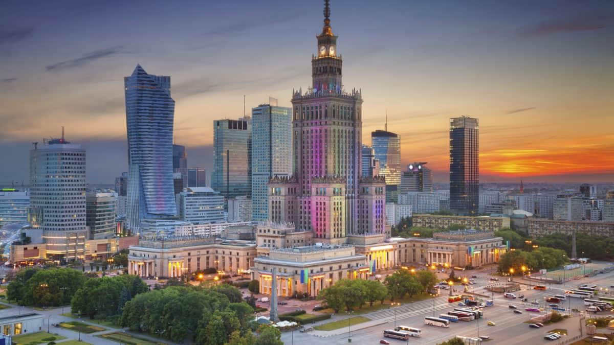Warschau, een leerzame en mooie citytrip