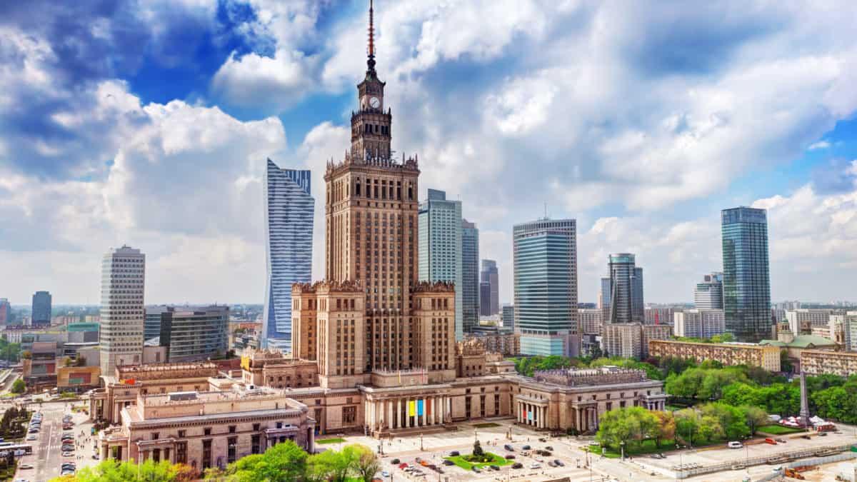 Grote evenementen in Warschau
