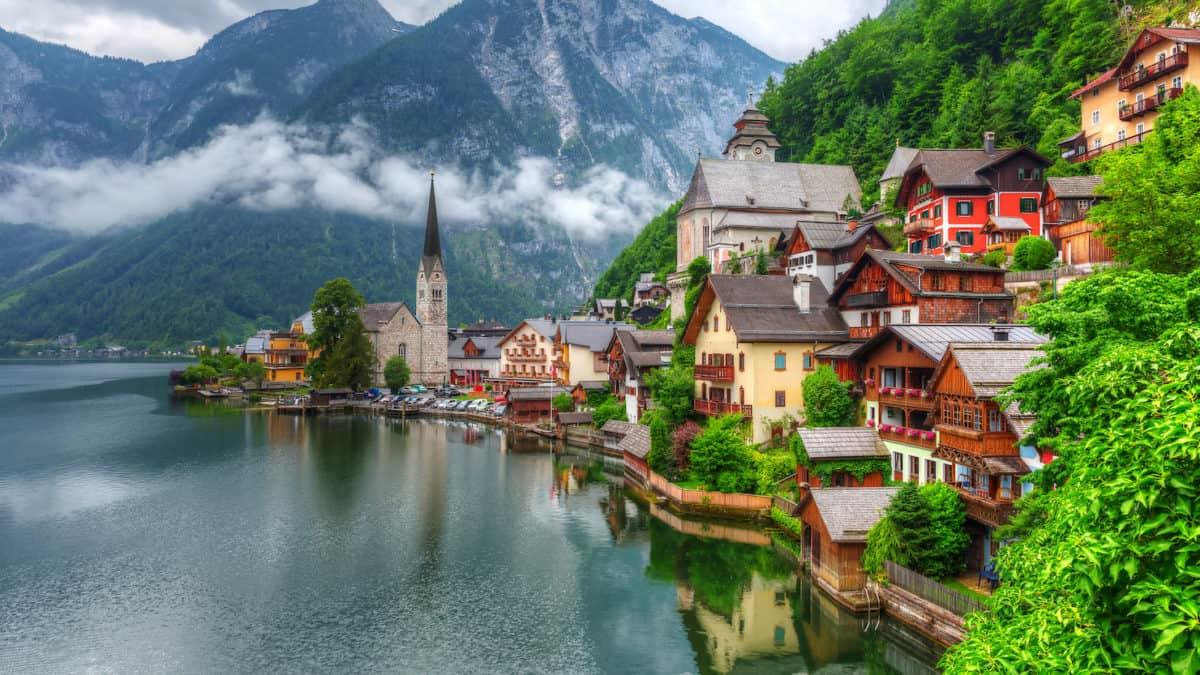 Oostenrijks dorp razend populair dankzij… Instagram