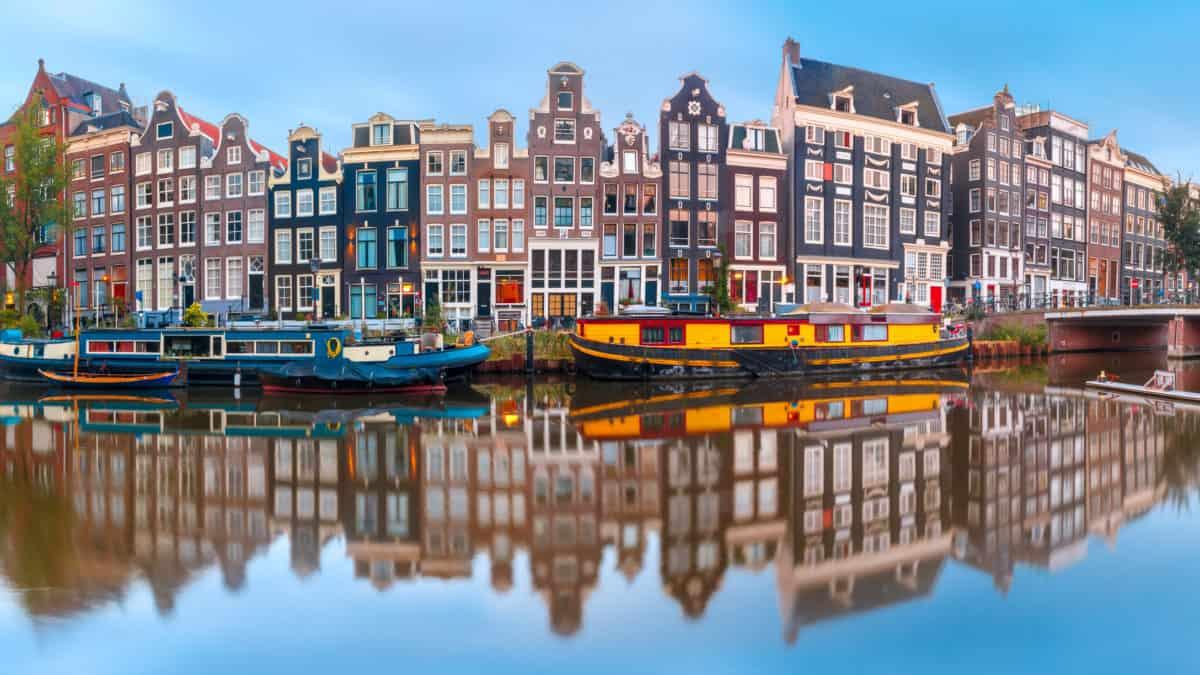 Het weer en klimaat in Amsterdam