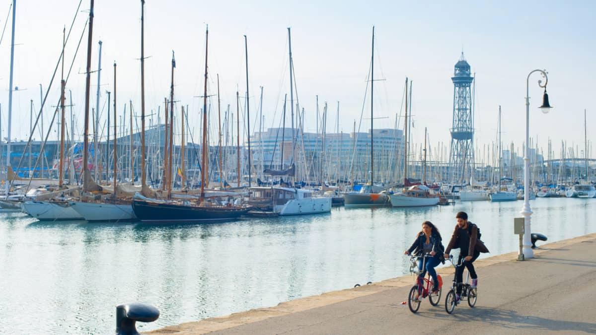 Openbaar vervoer in Barcelona