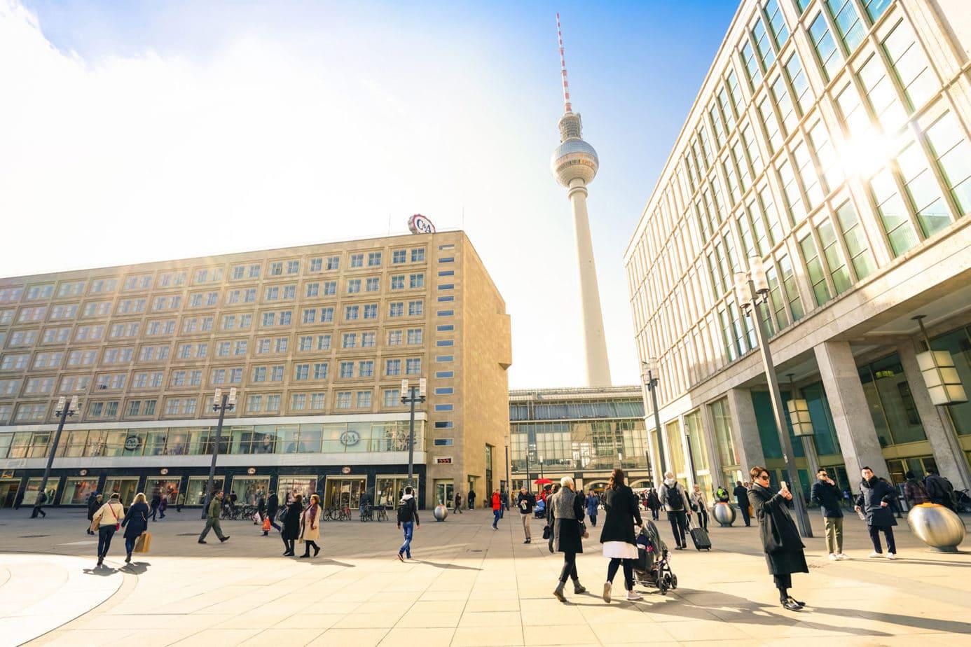 Berlijn evenementen
