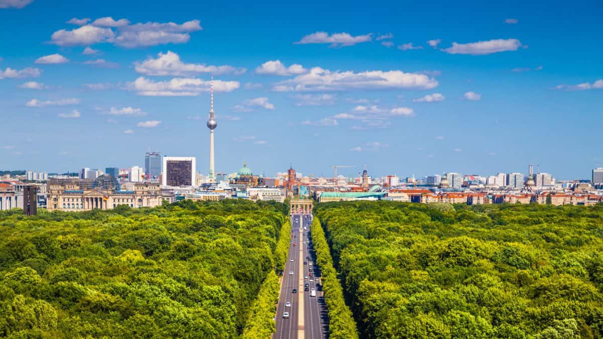 Het weer en klimaat in Berlijn
