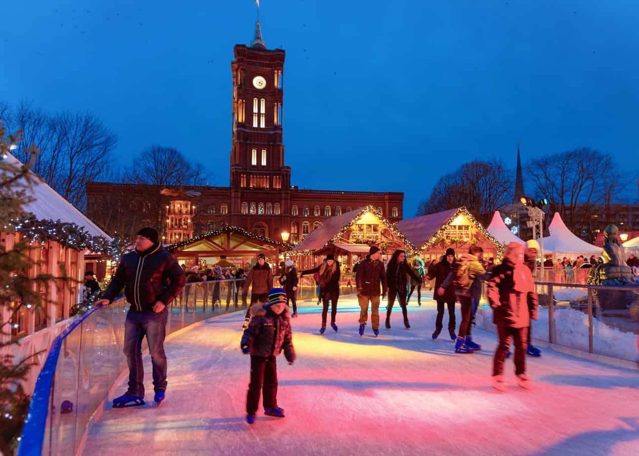 Berlijn winter