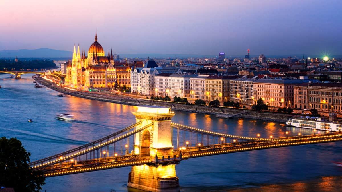 Het weer en klimaat in Boedapest