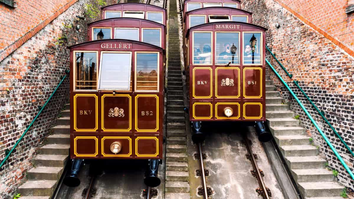 Openbaar vervoer in Boedapest