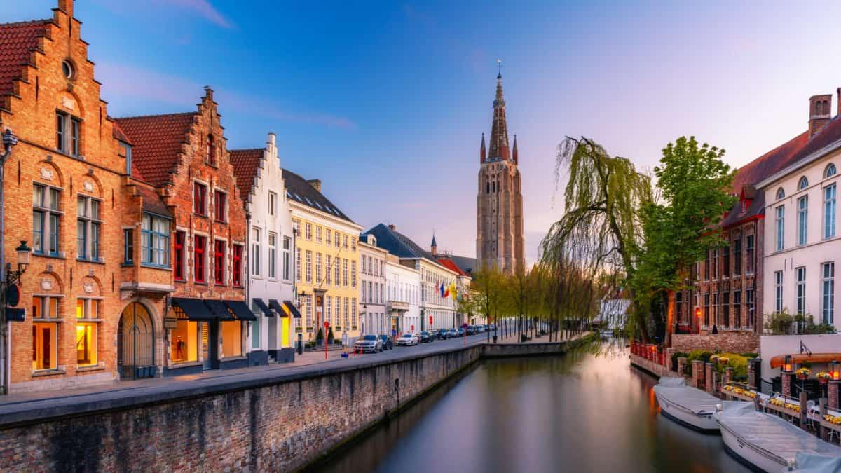Evenementen in Brugge