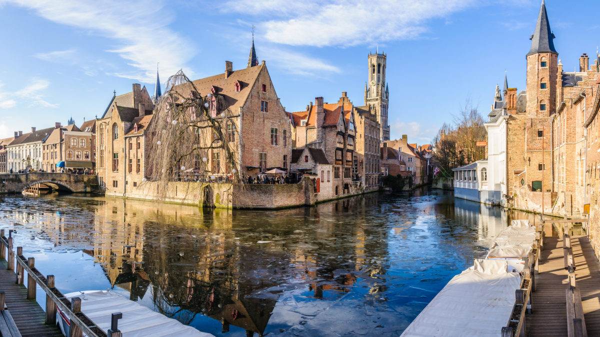 Het weer en klimaat in Brugge