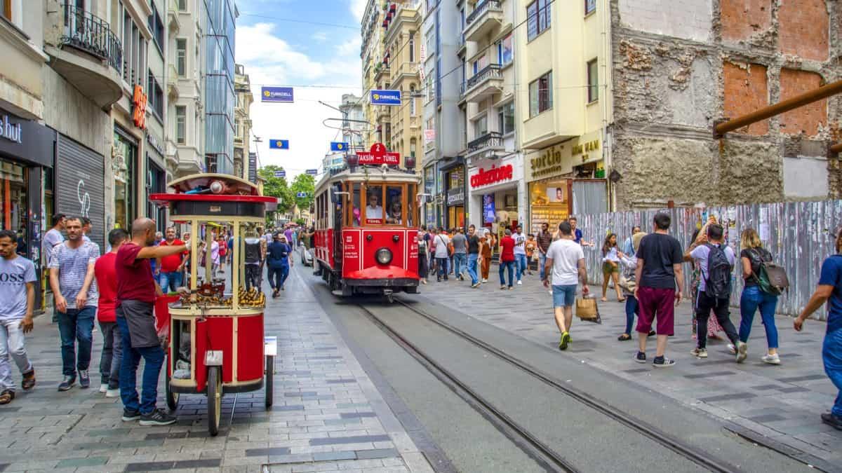 Openbaar vervoer in Istanbul