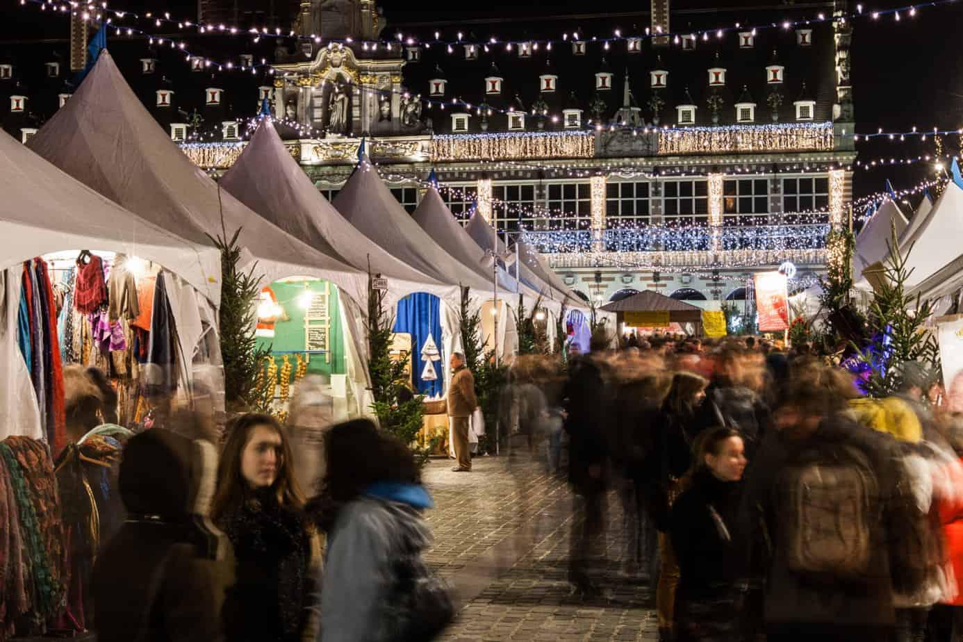 Leuven kerst