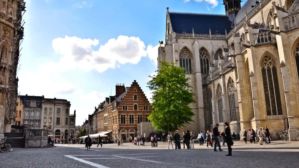 Het weer en klimaat in Leuven