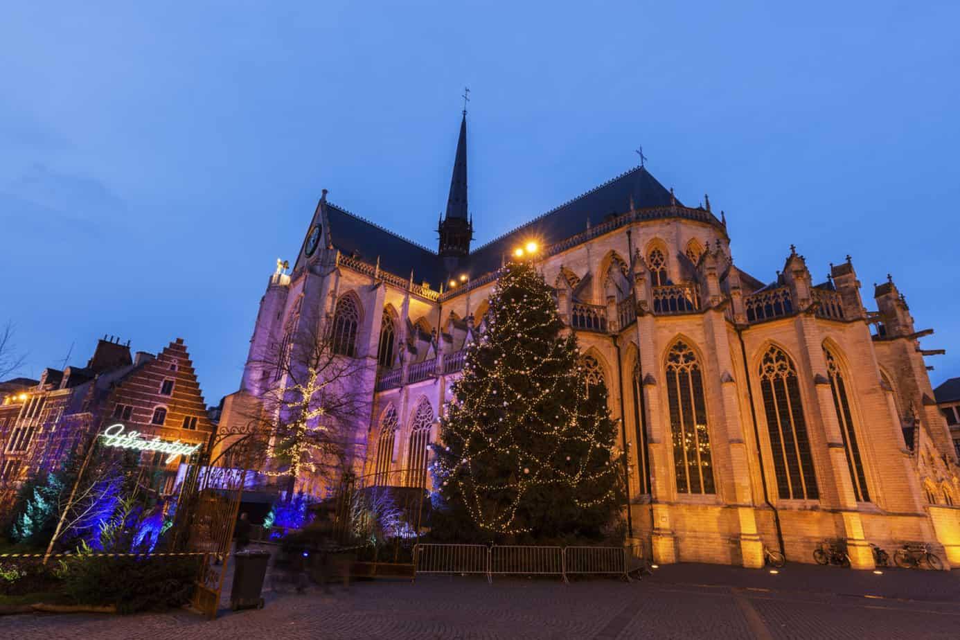 Leuven winter