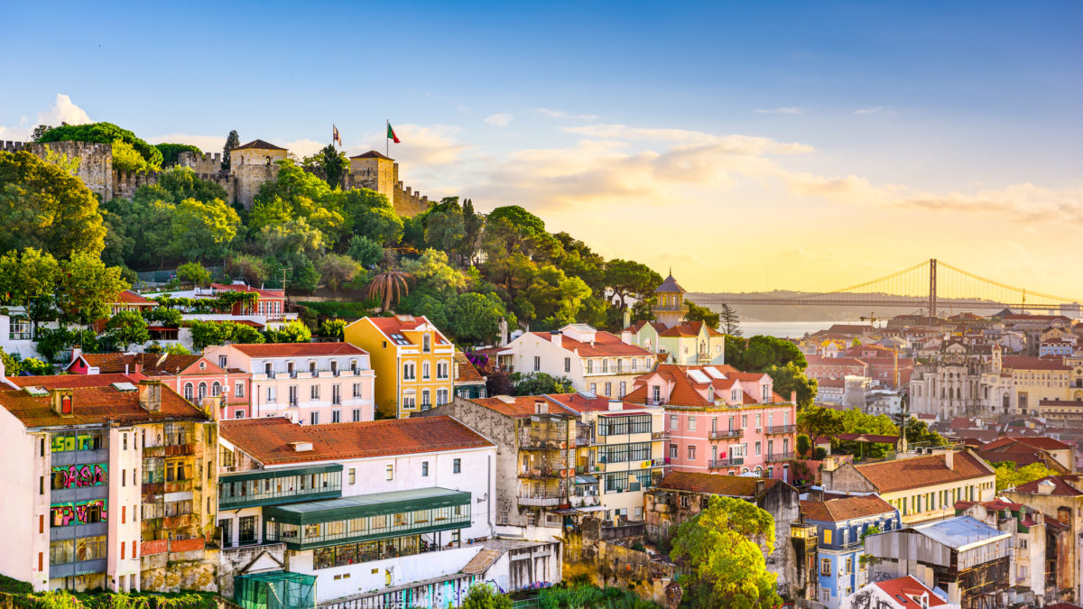 Goedkope hostel in Lissabon