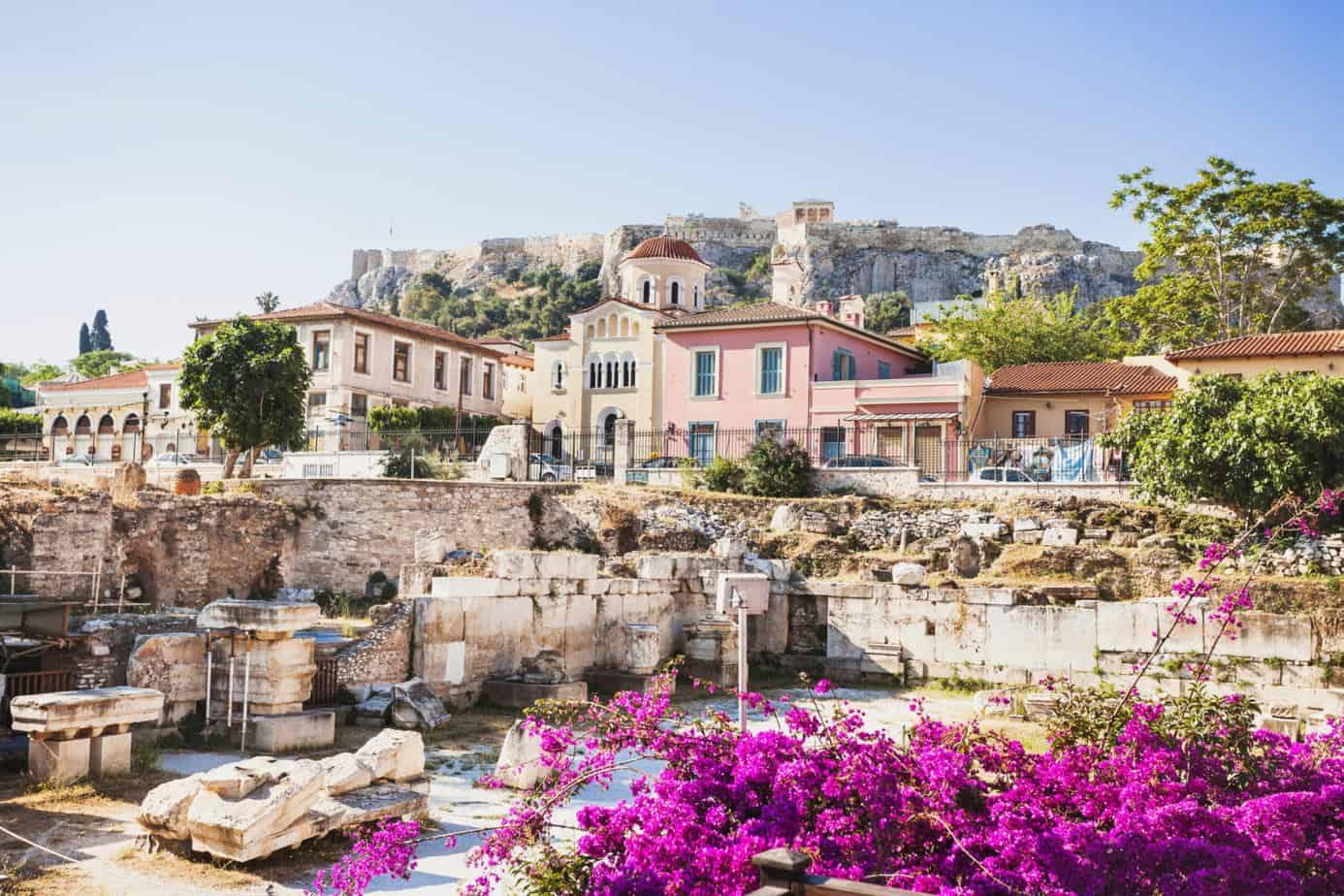 Vervoer in Athene