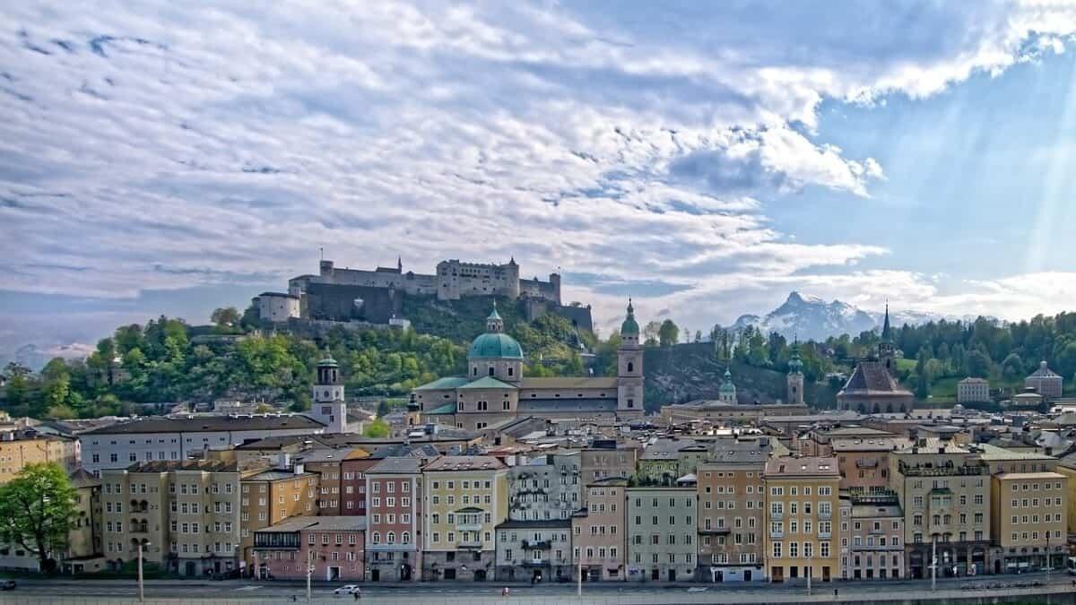 De leukste bezienswaardigheden en toeristische attracties in Salzburg
