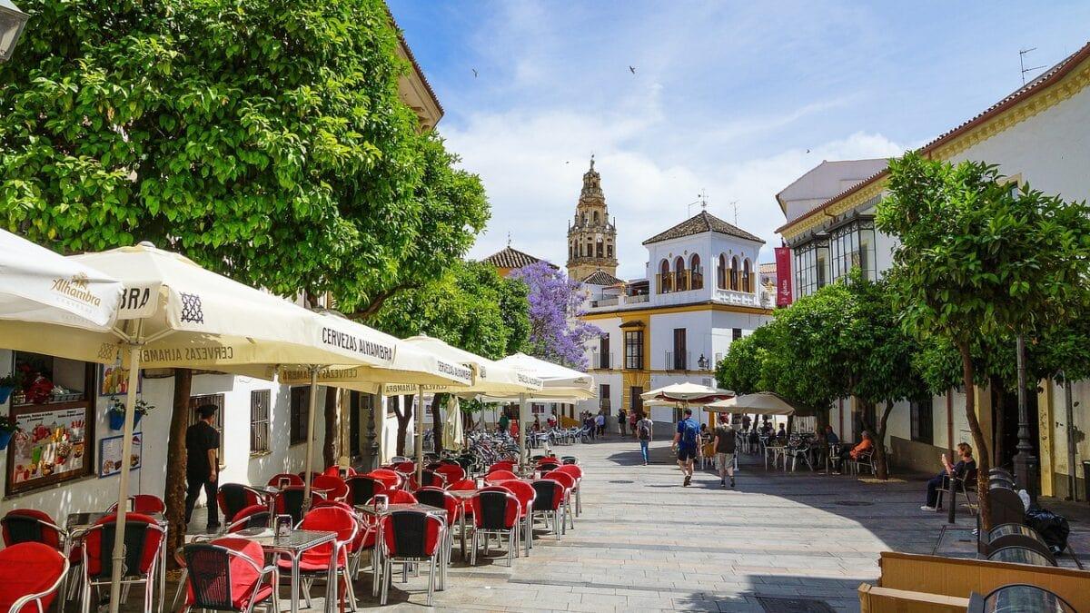 Het verkennen van Cordoba in het Spaanse Andalusië